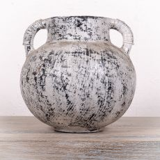 Keramická váza  27 cm ruční výroba - ID1703002