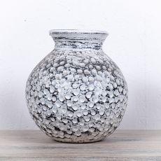 Keramická váza  28 cm ruční výroba - ID1703051