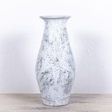 Keramická váza  50 cm ruční výroba - ID1703055