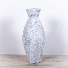 Keramická váza  50 cm ruční výroba - ID1703057