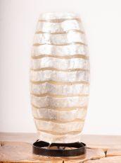 Lampa (stínítko) z přírodních materiálů Bali 011  ID1605703