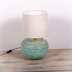 Stolní lampa (stínítko) z přírodních materiálů Bali 201  ID1704112