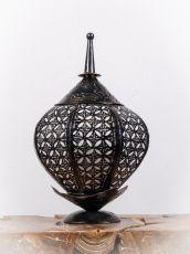Lampa (stínítko) kovová Bali 016  ID1703801
