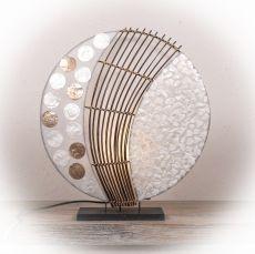 Lampa (stínítko) z přírodních materiálů Bali 018 - ID1605501-02