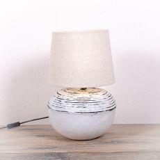 Stolní lampa (stínítko) z přírodních materiálů Bali 202  ID1704130