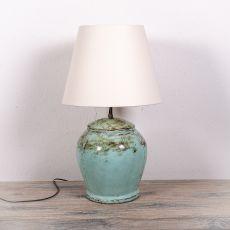 Stolní lampa (stínítko) z přírodních materiálů Bali 208  ID1705007D