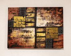 Ručně malovaný obraz na dřevěném rámu 80 x 60 cm  ID1725215