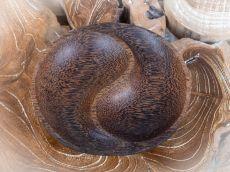 Tác (talíř) z kokosového dřeva ID1711027