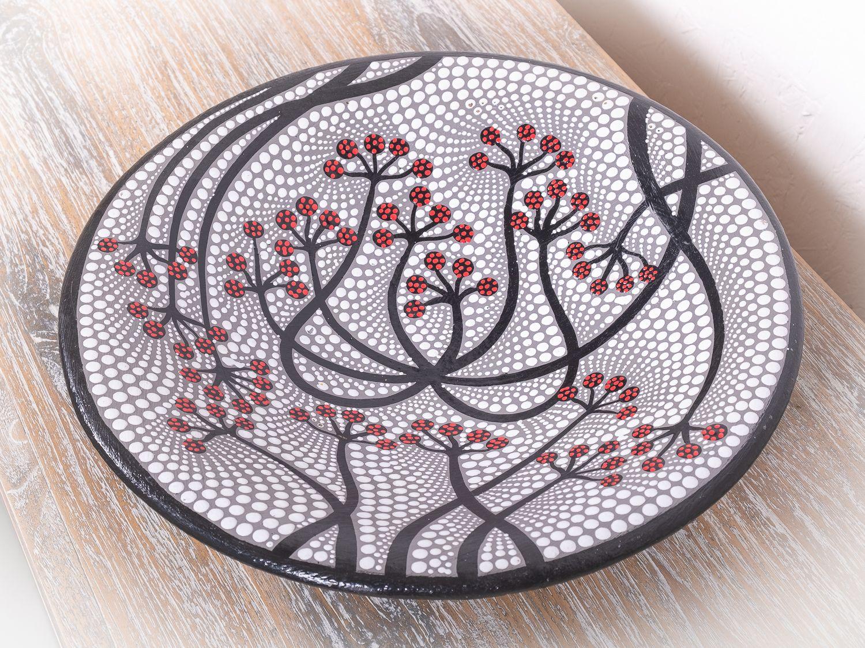 Terakotová mísa - talíř, terracota, keramika Lombok - ID1712511-03