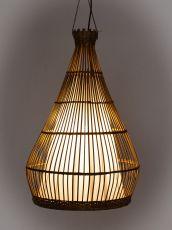 Závěsné svítidlo (stínítko) z přírodních materiálů Bali 511  ID1602502