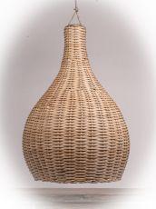 Závěsné svítidlo (stínítko) z přírodních materiálů Bali 505  ID1606406B