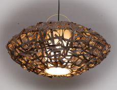 Závěsné svítidlo (stínítko) z přírodních materiálů Bali 506  ID1606407A