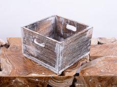 Tác (podnos, přepravka) ze dřeva albesia  - ID1607205-01