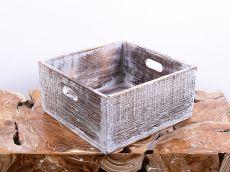 Tác (podnos, přepravka) ze dřeva albesia  - ID1607205-02
