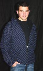 BTC SKA bunda s fleesovou podšívkou velikost L