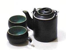 Čajová souprava keramická