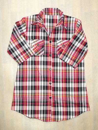 Košile dámská - Country TT0014 002