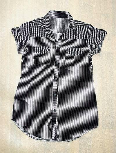 Košile dámská - Punk styl TT0014 001