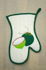 Kuchyňská rukaivce kokos