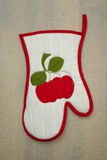 Kuchyňská rukavice třešeň