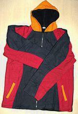 Pevná pánská BTC bunda s fleesovou podšívkou