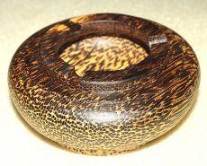 Popelník z kokosového dřeva velikost  L
