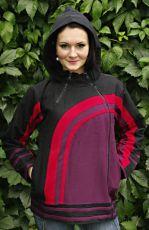 Kanvasová bunda s flísovou podšívkou velikost L