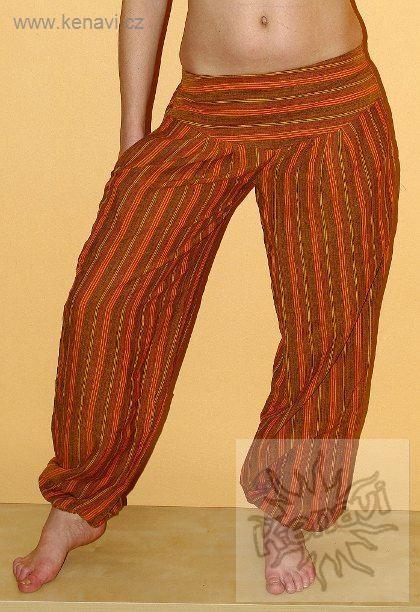 Kalhoty ALI NT0096 01 006