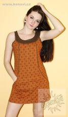 Šaty MABINI 100 % bavlna