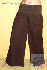 Kalhoty SUMMER - typ i pro těhotné ženy