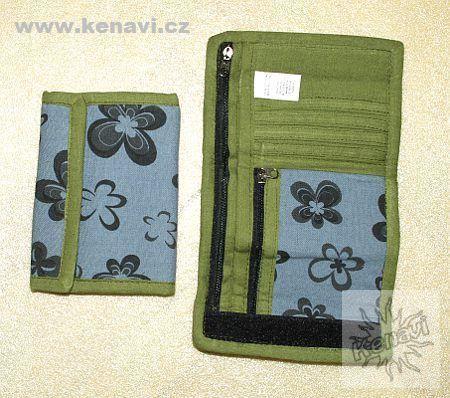 Peněženka BUBBLESS kanvas