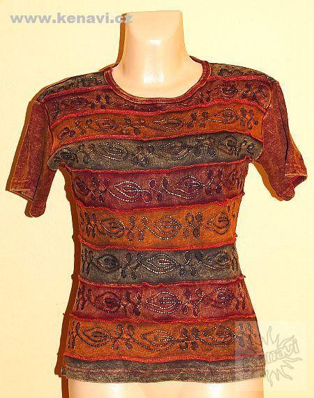 Designové tričko s krátkým rukávem SEWY 2
