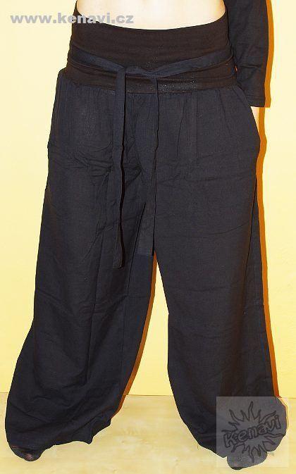Kalhoty COMFORT 100% bavlna, lycrový pas NT0096 05 003 KENAVI