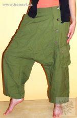 Kalhoty FESTIVAL s kapsami