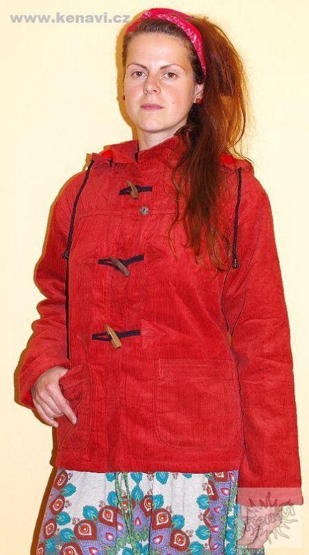 Manchesterový kabátek/bunda FREELIFE NT0014 05 001