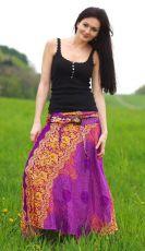 Sukně LAURA V, viskóza Thajsko
