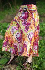 Sukně LAURA VI, bavlna Thajsko