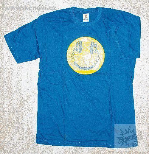 Tričko pánské s atraktivním potiskem velikost L TT0025 076