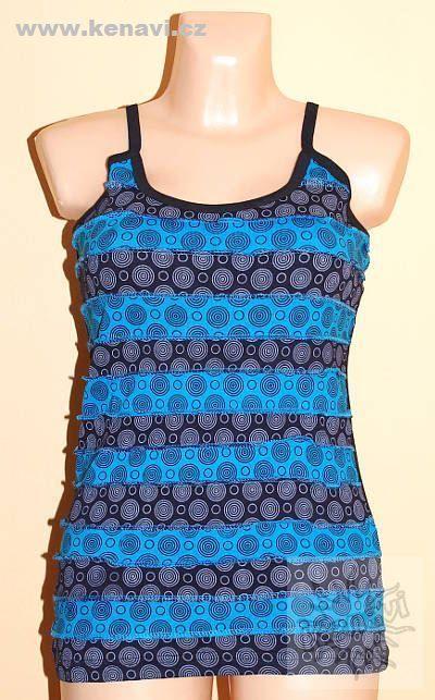 Designové tričko s krátkým rukávem SEWY 1 NT0100 02 036, Nepál KENAVI
