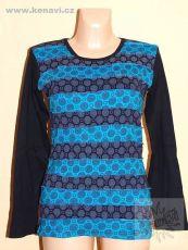 Designové tričko s dlouhým rukávem SEWY 1