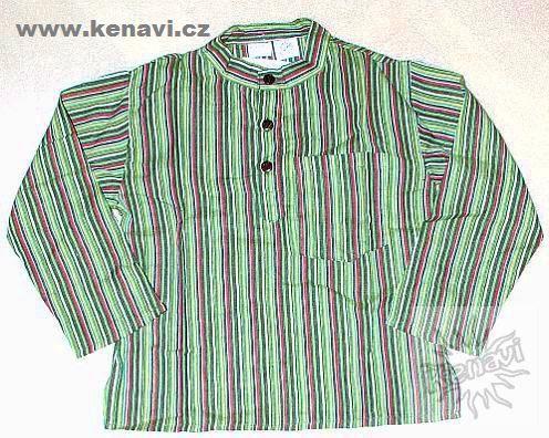 Dětská košile - kurta uni cca 7 - 8 let NT0127 01 001