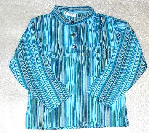 Dětská košile - kurta uni cca 7 - 8 let NT0127 01 005