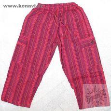 Dětské kalhoty rovné uni cca 5 - 6 let