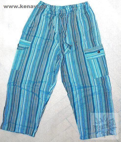 Dětské kalhoty rovné uni cca 7 - 8 let NT0099 07 005 KENAVI