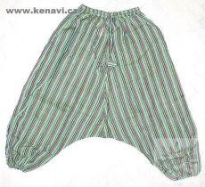 Kalhoty aladin cca 8 - 9 let