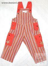 Kalhoty s laclem uni cca 5 - 6 let