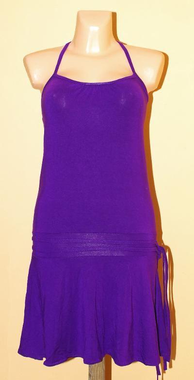 Pružné šaty s potiskem TT0024 01 054