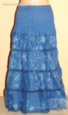 Sukně (šaty) s krajkou