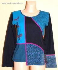 Tričko BELLA 100% bavlna, manufakturní potisk
