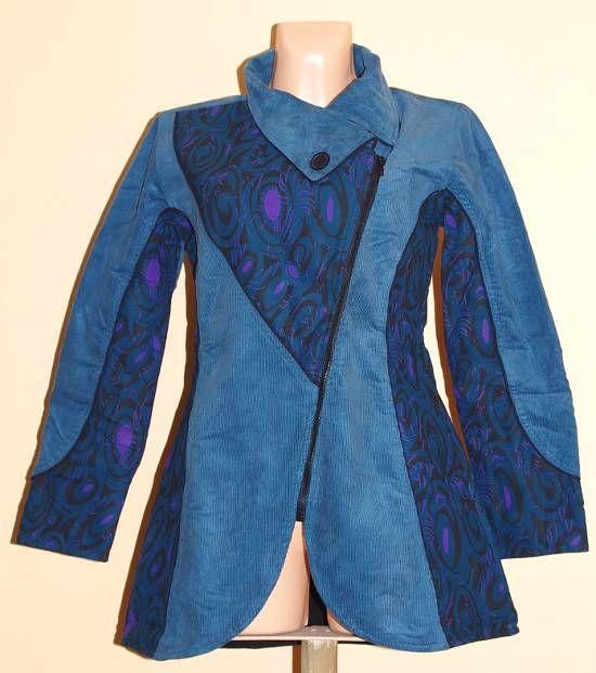 Dámský kanvasový kabátek VIENNA, NT0014 09 001